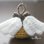 Angel Owl Ornament ~ Repeat Crafter Me