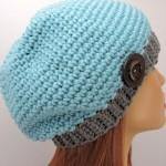 Basic Slouchie Beanie ~ Gim Guzman - CrochetKim