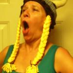 Viking Helmet ~ Crochet Parfait
