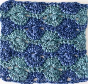 Catherine Wheel Stitch Tutorial ~ Marie Segares/Underground Crafter
