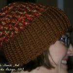 Convertible Slouch Hat ~ Oombawka Design