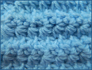Crochet Star Stitch ~ Heather's Crochet Blog