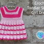 Toddler Size Girl Dress ~ Erangi Udeshika – Crochet For You