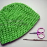Basic Beanie – Half Double Crochet – Crochet Treasures