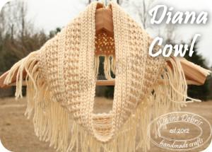 Diana Cowl ~ Divine Debris