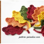 Fall Oak Leaves ~ Pattern Paradise