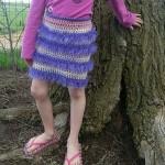 Firecracker Flapper Skirt ~ Lisa Jelle – Cre8tion Crochet