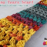 Granny Tears Scarf ~ Meladora's Creations