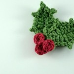 Holly Leaves ~ Oombawka Design