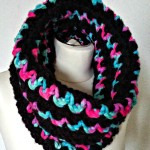 Neon Lights Cowl ~ My Hobby is Crochet