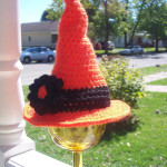 Newborn Witches Hat ~ Stitch11