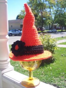Newborn Witches Hat ~ Stitch11
