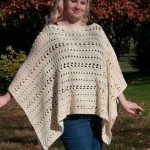Perfect Fall Poncho ~ Moogly