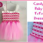 Candy Baby Tutu Dress ~ Maz Kwok's Designs