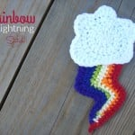 Rainbow Lightning ~ Stitch11