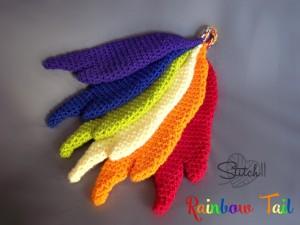 Rainbow Tail ~ Stitch11