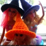 Barbie Witch Hat ~ Stitch11