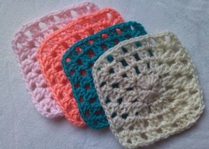 Crochet Square Pattern ~ aamragul - Crochet/Crosia Home
