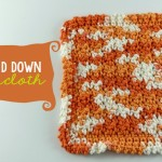 Up and Down Dishcloth ~ Oombawka Design