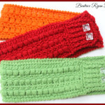 Whimsical Warmth Headband - Version II ~ Beatrice Ryan Designs