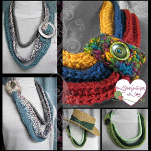 Winner's Circle Cowl ~ Designs From Grammy's Heart, with Love