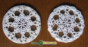 Granny's Coasters ~ Stitches 'N' Scraps
