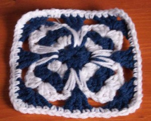 Bulky Square ~ Patty's Filet and Crocheting Page