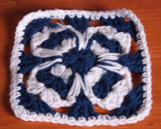 Bulky Square ~ FREE Crochet Pattern