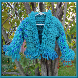 Chill Chasing Bolero ~ Designs from Grammy's Heart, with Love