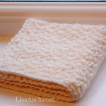 The Wonky Vs Dishcloth ~ Free Crochet Patterns and Designs by LisaAuch