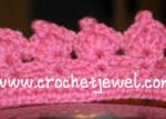 Crochet Toddler Princess Crown ~ Crochet Jewel