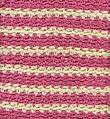 Potholder and Matching Dishcloth ~ Barb's Crochet Patterns