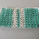 X-Stitch Dishcloth ~ Barb's Crochet