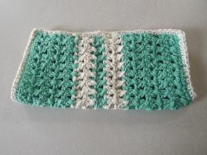 X-Stitch Dishcloth ~ Barb's Crochet
