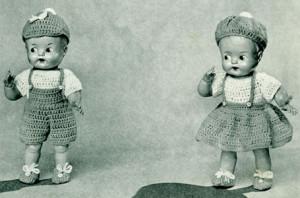 Jenny & Jimmy ~ Free Vintage Crochet