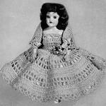 Doreen Doll ~ Free Vintage Crochet
