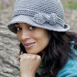 Elegant Hat ~ Kim Guzman – CrochetKim