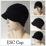 ESC Cap ~ Rhelena - CrochetN'Crafts