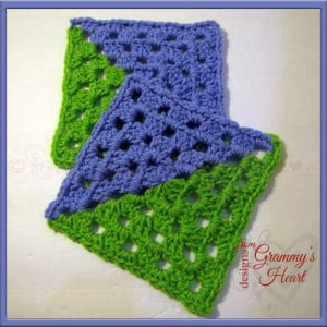 Granny Double Take ~ Designs from Grammy's Heart, with Love