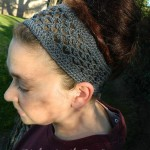 Picaboo Picot Headband ~ Lisa Egan - Cre8tion Crochet