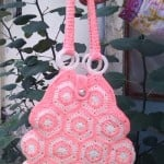 Crochet Hexagon Handbag ~ aamragul - Crochet/Crosia Home