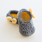 Piper Jane Baby Shoes ~ One Dog Woof