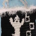 Boo Purse ~ Donna's Crochet Designs