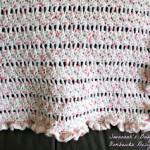 Savannah's Baby Blanket ~ Oombawka Design