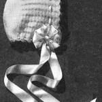 Crocheted Cap ~ Free Vintage Crochet