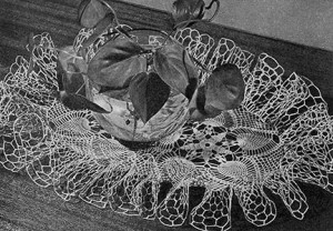 Shooting Star Doily ~ Free Vintage Crochet