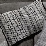 Modern Filet Crocheted Pillow Top ~ Free Vintage Crochet