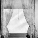 Corn Net Curtains #302 ~ Free Vintage Crochet