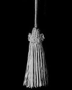 Tassel and Cord #304C ~ Free Vintage Crochet