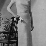 Terrace Dress ~ Free Vintage Crochet